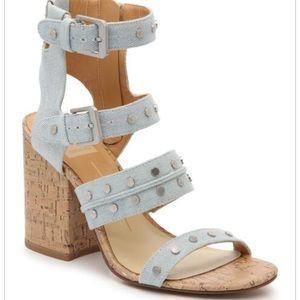 Dolce vita eddie sandal heel